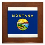 Montana Framed Tile