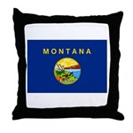 Montana Throw Pillow