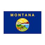 Montana 38.5 x 24.5 Wall Peel
