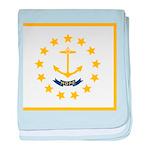 Rhode Island baby blanket