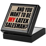 Vandelay salesman's Keepsake Box