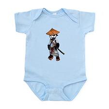 Samurai Panda Infant Bodysuit