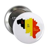 "The Brabanconne (French) 2.25"" Button (10 pack)"