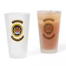 US - NAVY - USS America Drinking Glass