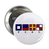 "Nautical Peru 2.25"" Button (100 pack)"