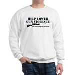 Dad's Gun Violence Sweatshirt