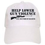 Dad's Gun Violence Cap