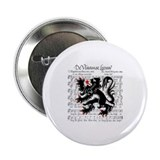 "Flemish Lion Sheet Music 2.25"" Button (10 pack)"