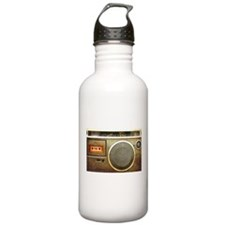 RETRO TAPE DECK Water Bottle