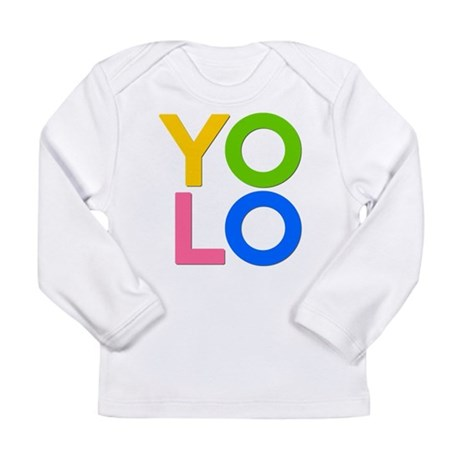 YOLO Long Sleeve Infant T-Shirt