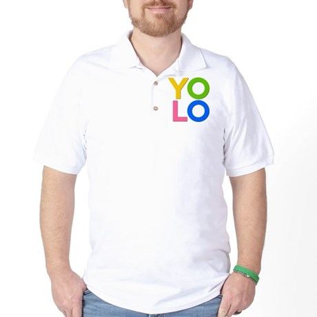 YOLO Golf Shirt