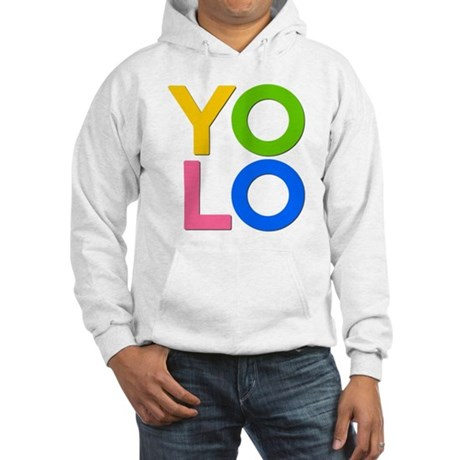 YOLO Hooded Sweatshirt