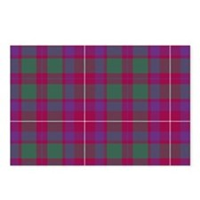Tartan - Geddes Postcards (Package of 8)