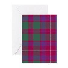 Tartan - Geddes Greeting Cards (Pk of 10)