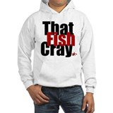 Fish CRAY Jumper Hoody
