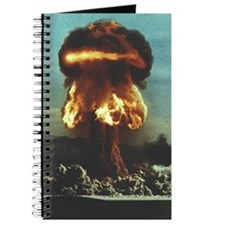 Grable Nuclear Test Journal