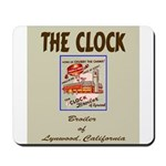 The Clock Broiler Lynwood Mousepad