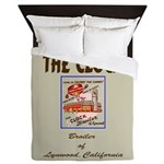 The Clock Broiler Lynwood Queen Duvet