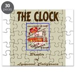 The Clock Broiler Lynwood Puzzle