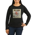 The Clock Broiler Lynwood Women's Long Sleeve Dark