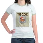The Clock Broiler Lynwood Jr. Ringer T-Shirt