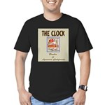 The Clock Broiler Lynwood Men's Fitted T-Shirt (da
