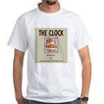The Clock Broiler Lynwood White T-Shirt