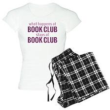 What Happens at Book Club Pajamas