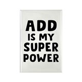 ADD SuperPower Rectangle Magnet