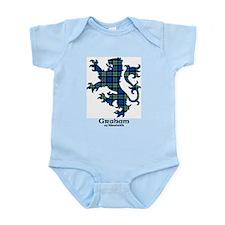 Lion - Graham of Menteith Infant Bodysuit
