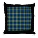 Tartan - Graham of Montrose Throw Pillow