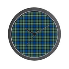 Tartan - Graham of Montrose Wall Clock