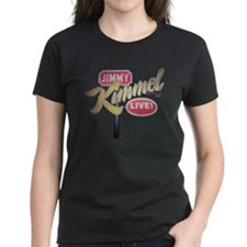 Jimmy Kimmel Sign Women's Dark T-Shirt