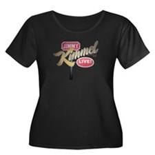 Jimmy Kimmel Sign Women's Plus Size Scoop Neck Dar