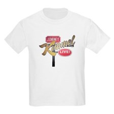 Jimmy Kimmel Sign Kids Light T-Shirt