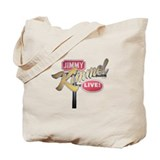 Jimmy Kimmel Sign Tote Bag