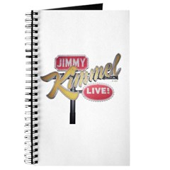 Jimmy Kimmel Sign Journal