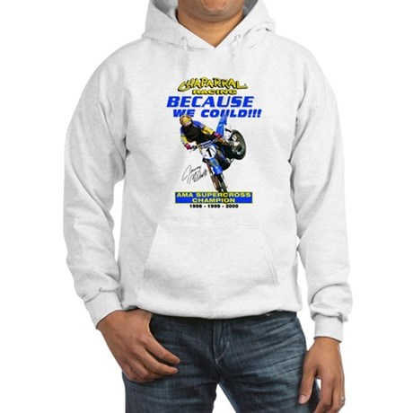 Retro - Because We Could Hooded Sweatshirt