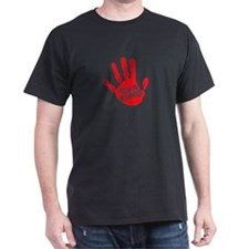 You got me red-handed! Black T-Shirt