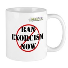 Ban Exorcism Now Mug