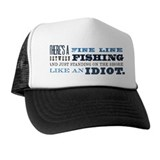 Fishing Idiot Hat