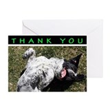 Thank you - Greeting Card, Macy