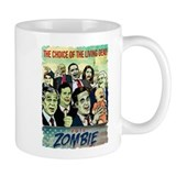 Vote Zombie Mug