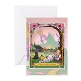 Unique Oz dream Greeting Cards (Pk of 10)