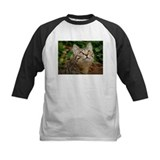 Cute Kitten Looking Up Tee