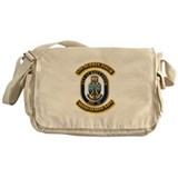 US - NAVY - USS Aubrey Fitch (FFG 34) Messenger Ba