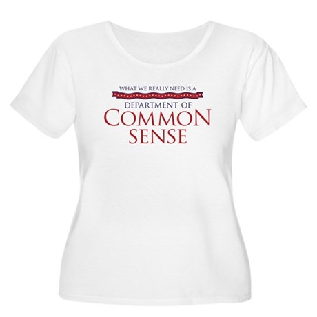 Department of Common Sense Women's Plus Size Scoop