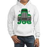 Trucker Joe Hooded Sweatshirt
