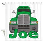 Trucker Joe Shower Curtain