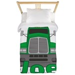 Trucker Joe Twin Duvet
